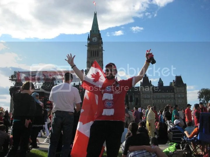 Happy Canada Day, Eh
