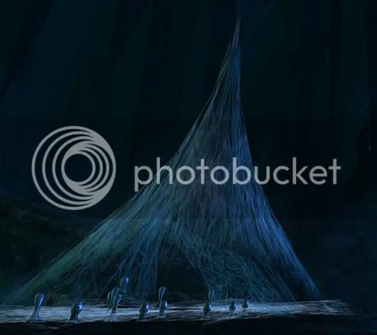 Underdark webs