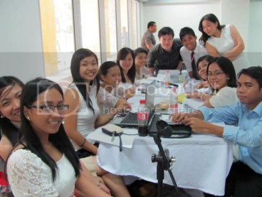My friends from UP Manila