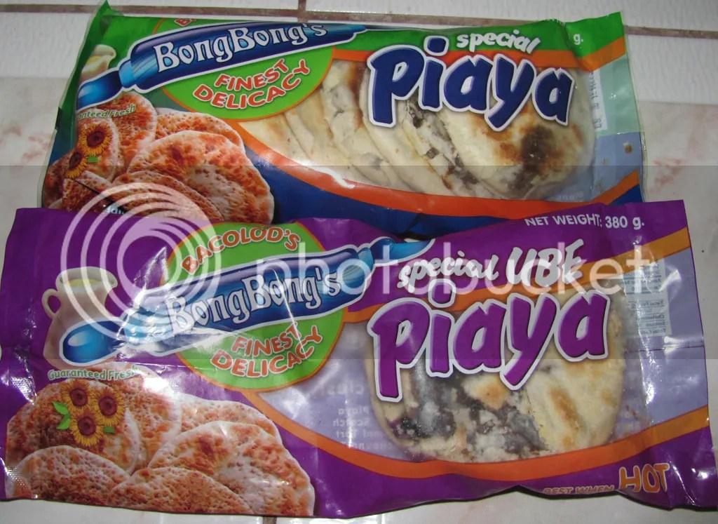 Piaya - Regular and Ube