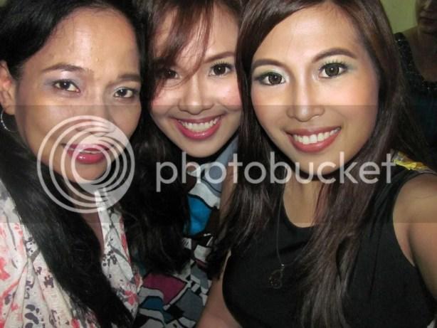 With Mama and Mariah