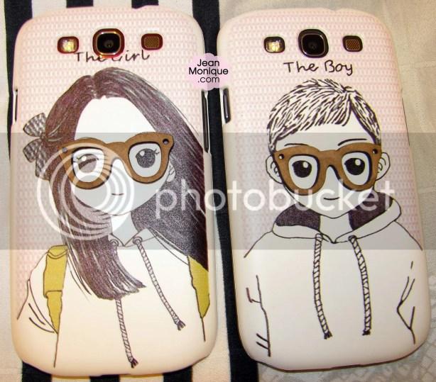 Cute Girl - Boy Couple Case for Samsung Galaxy S3