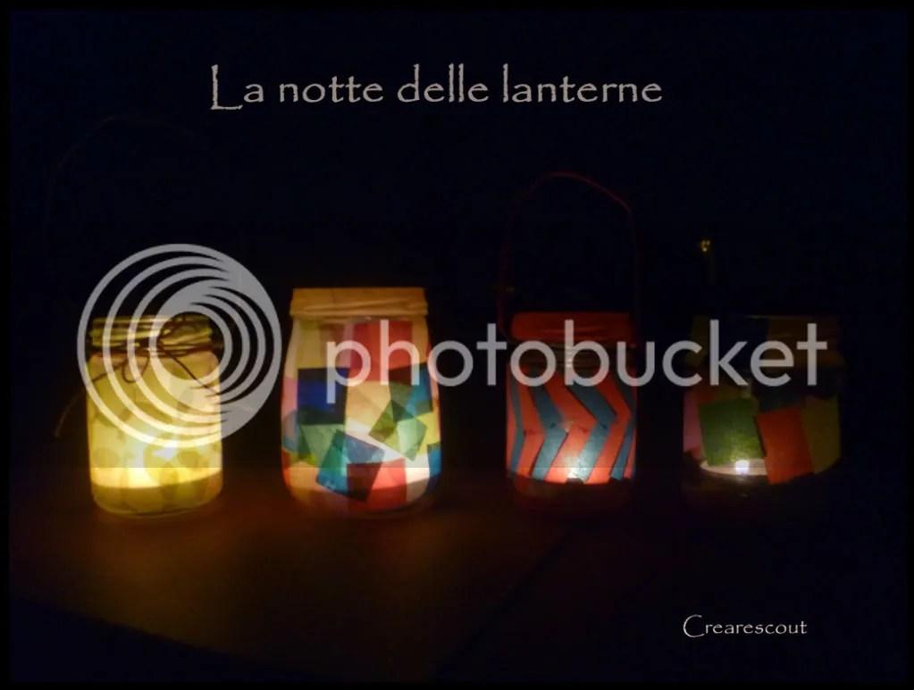 Lanterne Scout