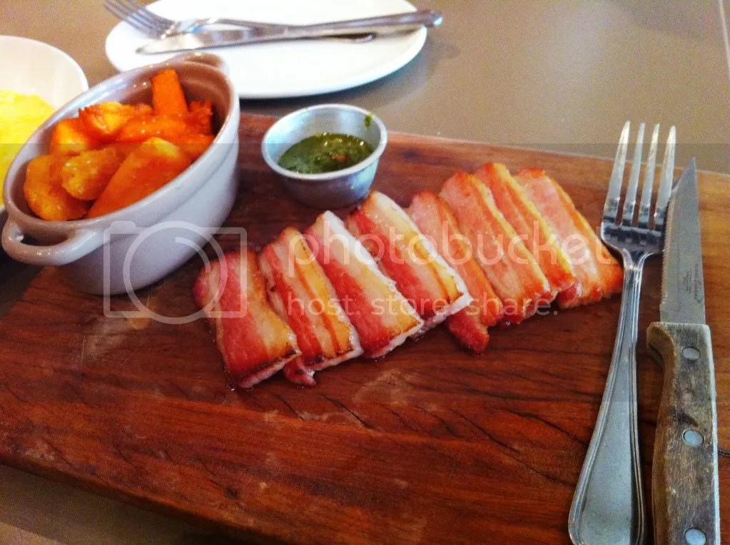 """""""Bacon"""" Slabs 'Cue Style"""