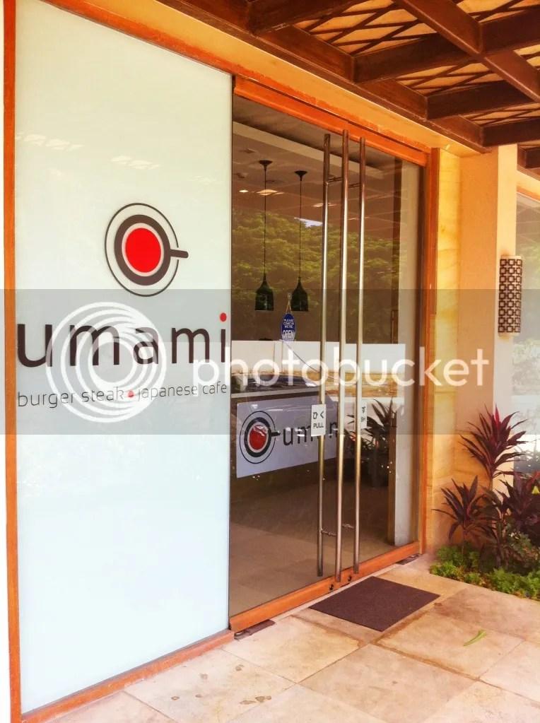 Umami: Burger Steak and Japanese Cafe