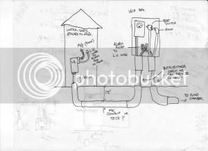 exterior septic pumpalarm wiring  DoItYourself