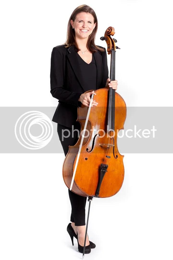 Meredith McCook, Kansas City Symphony Cellist