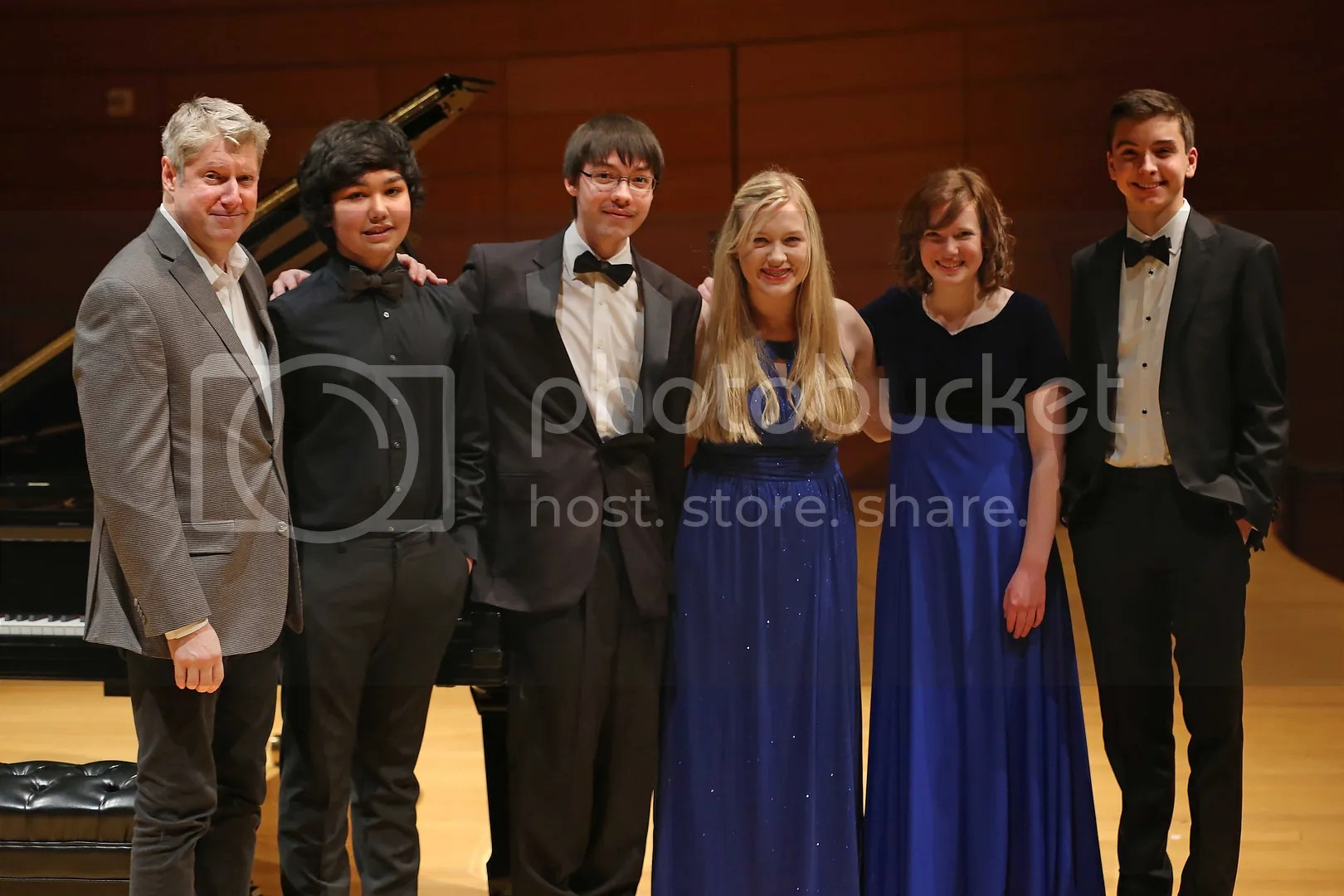 Young Artist Competition Finalists 2016