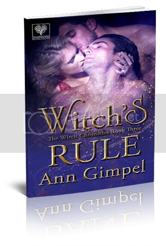 Witch's Rule by @AnnGimpel: #Review, Healthy Comfort Food #Paleo #Recipe