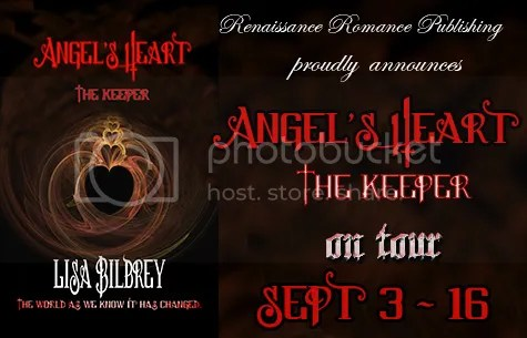 Angel Heart Tour September 3- 16