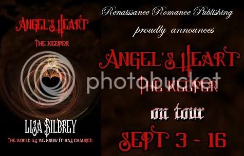 Angel Heart Tour September 3- 16