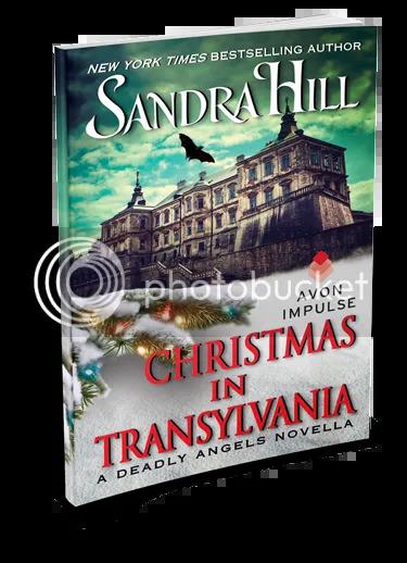 Vampires, Angels, Vikings…Oh my! #DeadlyAngel 4.5 by @SandraHillAuth