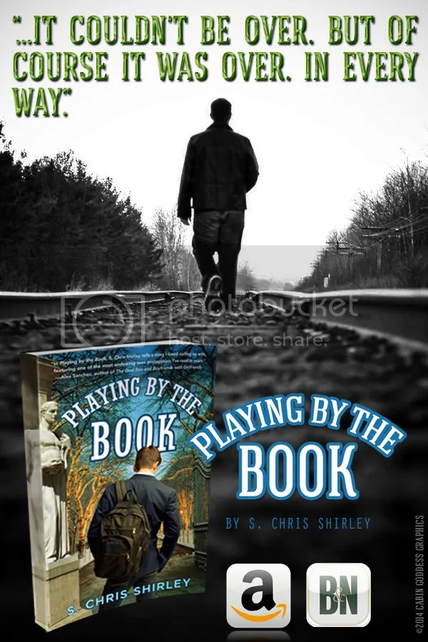 Playing by the Book by S. Chris Shirley on #Amazon http://bit.ly/PlayingbytheBook