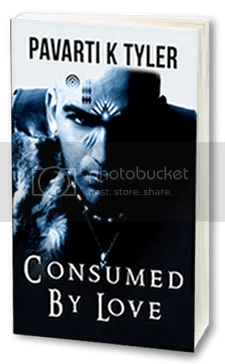 Consumed by Love by Pavarti Tyler