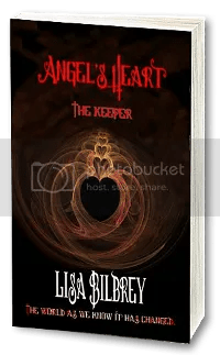 Angel's Heart : The Keeper by Lisa Bilbery