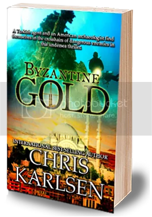 Byzantine Gold by Chris Karlsen