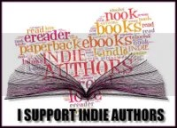 I SUPPORT INDIE AUTHORS!