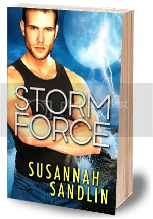 Storm Force - Kindle Serials by Susannah Sandlin