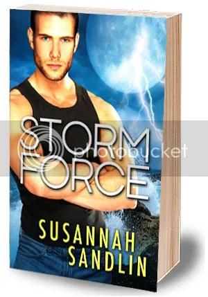 Storm Force - Kindle Serials by Susannah Sandlin
