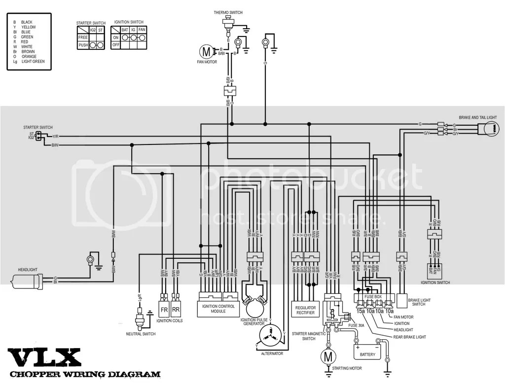Vlx Chopped Wiring Diagram