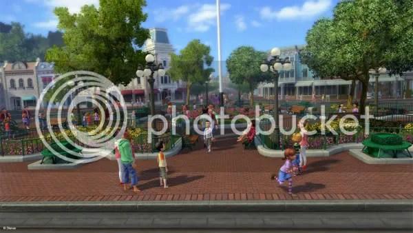 Kinect Disneyland Adventures Vs The Actual Disneyland Venturebeat