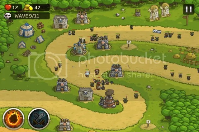 Kingdom Rush - iPhone