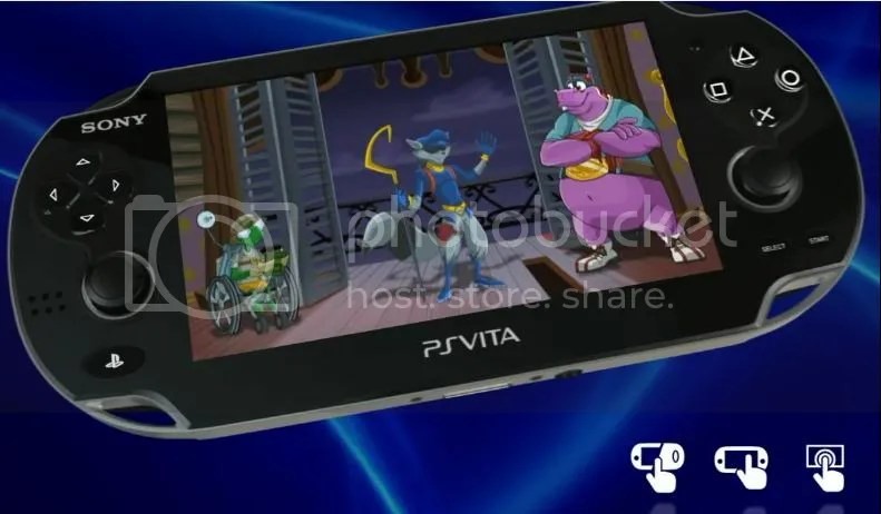 Sly Cooper Thieves in Time 2
