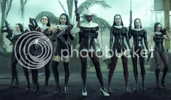 Hitman Absolution nuns