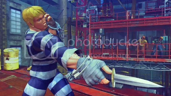 Super Street Fighter 4 Profiles Cody Venturebeat