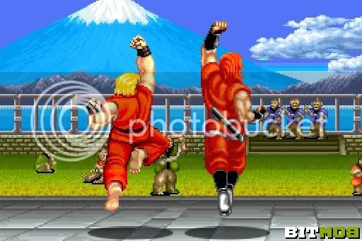 Similarities Between Street Fighter 2 And World Heroes Venturebeat