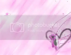 Ballet -PIIIIIIIINK - PowerPoint Background