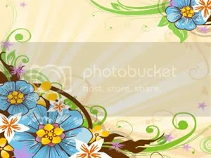 Floral Background - PowerPoint Background