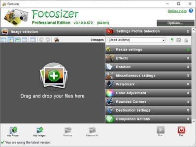 Fotosizer Professional Edition 3.13.0.577 Multilingual