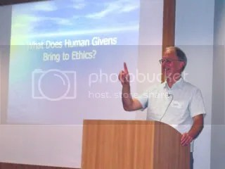 ethics and the human givens