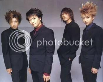Japans hottest Rock Group, GLAY
