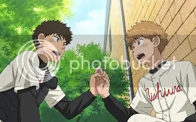 Abe y Mihashi