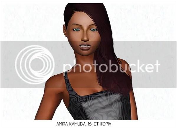 Sim Internationals' Next Top Model — The Sims Forums