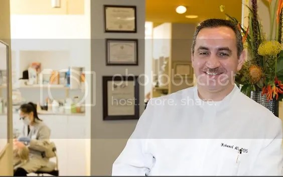 cosmetic dentist wellington