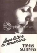 List miłosny do Ameryki, Thomasa Schumana czyta Bolo (tłum.Bolo)