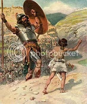 DAVID AND Goliath photo: David vs Goliath DavidvsGoliath.jpg