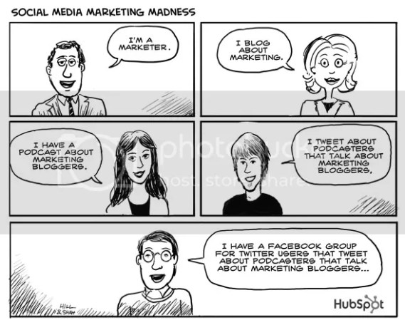 Hubspot Cartoon