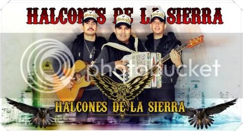 Los Halcones De La Sierra - Me Enamoras (2012) (Album / Disco Oficial)