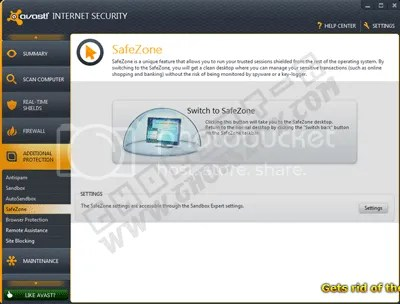 Avast Internet Security 7 With Crack Until 2050