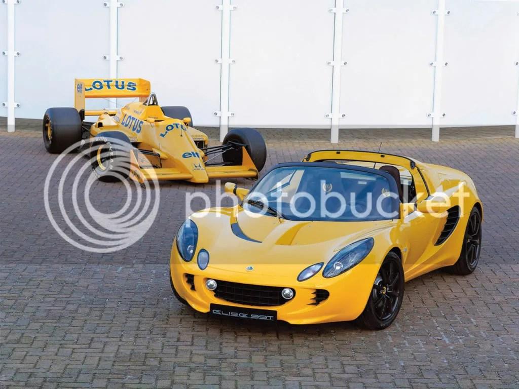 Yellow Lotus car 120711 prash sent