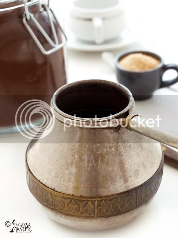 cafea la ibric