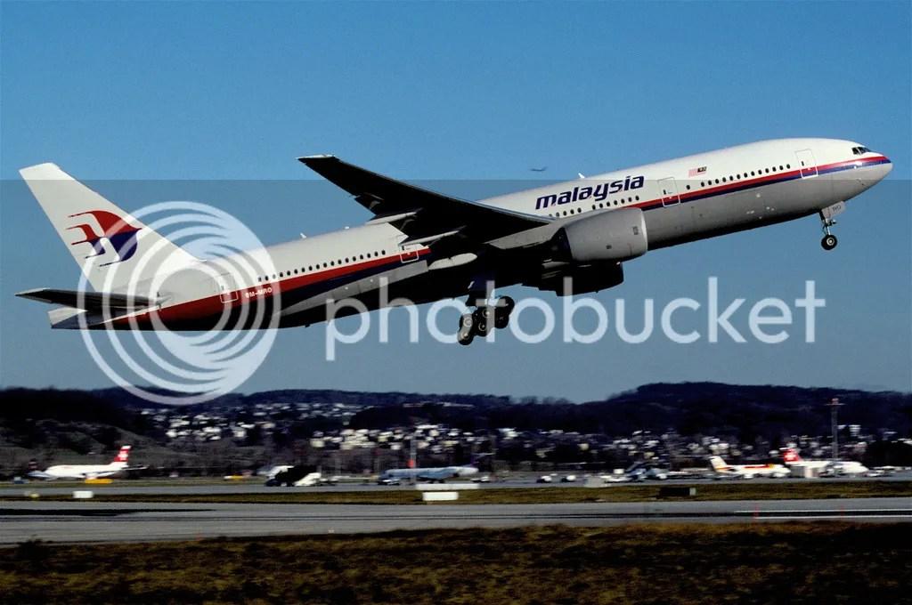 Malaysian Jet Liner