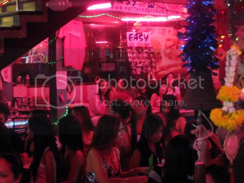 Redlight District in Bangkok
