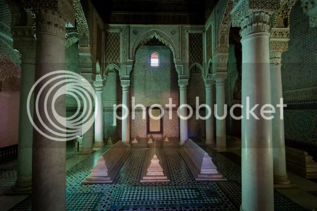 Saadin Tombs