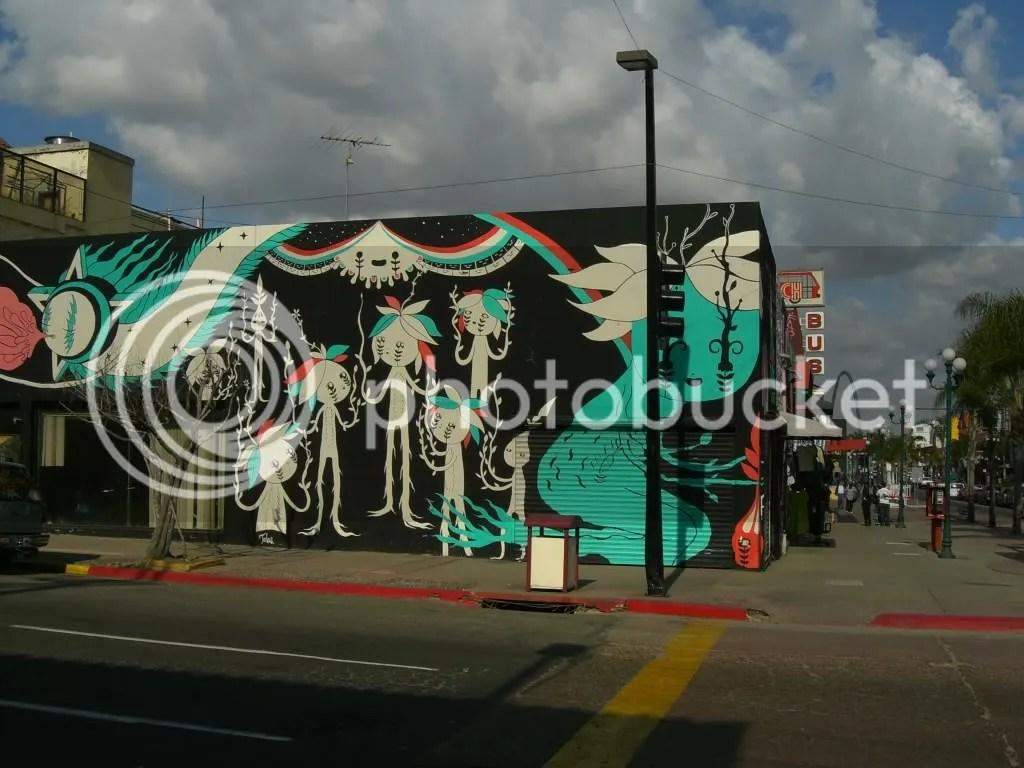 Nice mural