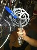 Front Cassette Extracted